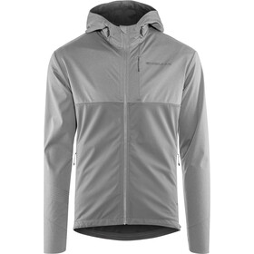 Endura SingleTrack II Chaqueta Softshell Hombre, pewter grey